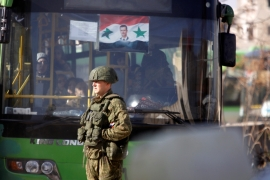 Aleppo: Evacuation of civilians and rebels suspended
