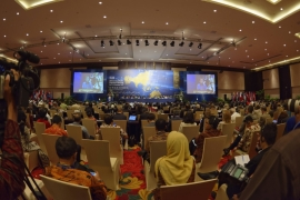 Bali meeting's conclusions will help shape ILO members' labour policies [Marcel Crozet/ILO]