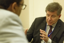 Ryder: 'We have to address concentrations of inequality and inequity' [Marcel Crozet/ILO]