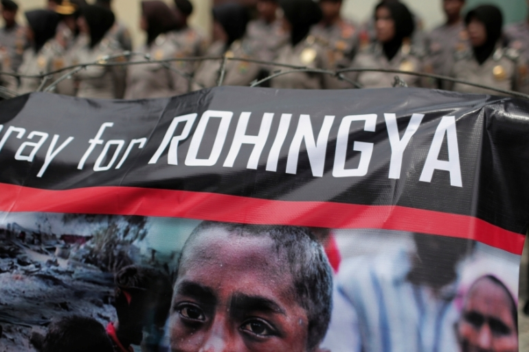 Myanmar refuses to recognise the Rohingya as one of the country's ethnic minorities [Reuters]