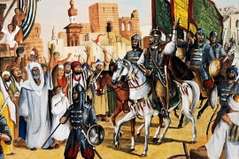 The Crusades - episode 3  part 1 - Saladin (Salah Ed-Din)