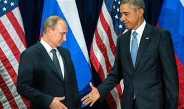 The Kremlin and the White House share concerns about ISIL but disagree on strategy [Reuters]