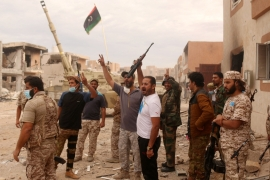 Is this the beginning of the end for ISIL in Libya?