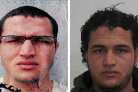 Berlin attack: Anis Amri known to police, says official