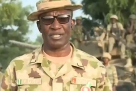 Army searching for Chibok girls seized by Boko Haram