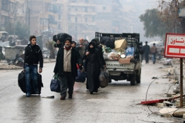Syria rebels reach evacuation deal with government