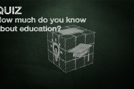 Quiz: How much do you know about education?