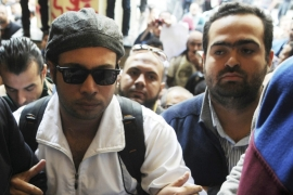Egypt frees 2011 uprising activist Ahmed Maher