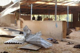 Suicide attack hits Nigeria's University of Maiduguri