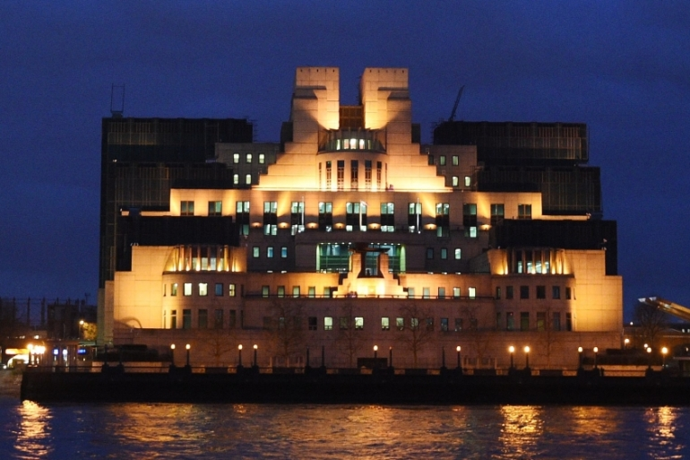 A former MI6 officer has been identified as the author of a dossier making lurid allegations about US President-elect Donald Trump [EPA]