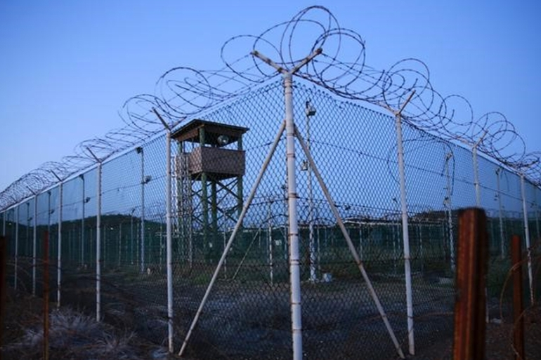 Even before Trump became president, he made it clear that he had no interest in releasing Guantanamo detainees [Lucas Jackson/Reuters]