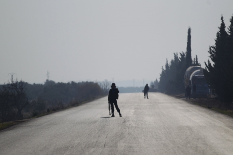 Jabhat Fateh al-Sham and Ahrar al-Sham have long been two of the most dominant rebel factions in northern Syria [Reuters]