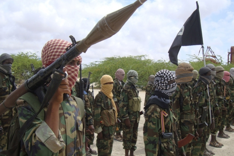 Al-Shabab has lost Somali territory in recent years but continues to carry out attacks [File: AP]