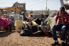 A record year of home demolitions in East Jerusalem