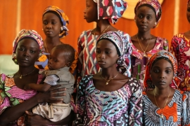 Nigeria marks 1,000 days since Chibok girls' abduction