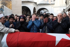 Istanbul: Victims of Reina nightclub attack identified