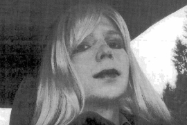 Chelsea Manning was placed in solitary confinement after her suicide attempt in September 2016 [Reuters]