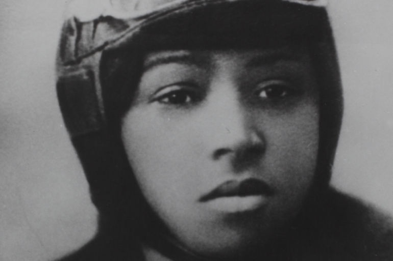 Coleman broke barriers and became the first African American woman to earn a pilot's license [Wikimedia Commons]