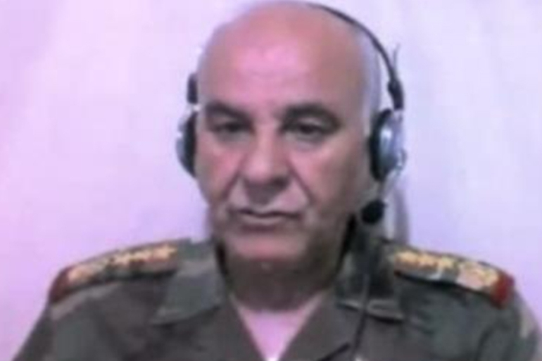 Mustafa Al-Sheikh was head of the supreme military council of the Free Syrian Army until 2012 [Al Jazeera]