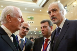 Russia, Turkey, Iran agree plan to support Syria truce