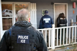 Trump's immigration crackdown: Part I