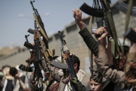 Yemen's Houthi movement and Saudi Arabia have been engaged in tit-for-tat attacks for years, with the Iran-aligned rebels intensifying missile and drone attacks in the past several weeks [File: Hani Mohammed/AP]