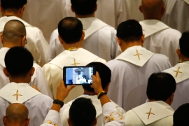 Philippine Catholic church abusers rarely prosecuted