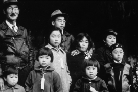 A lesson from America's Japanese internment camps