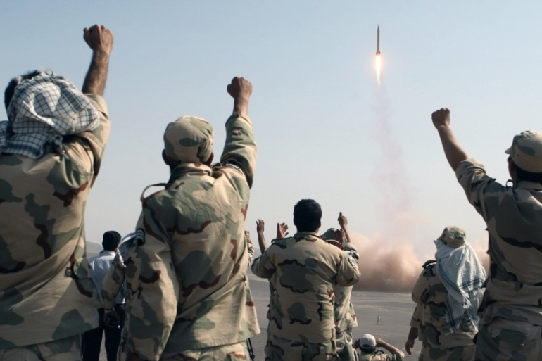 Iran has confirmed that it tested a medium-range ballistic missile last week [Mostafa Qotbi/IRNA/AP]