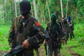 In recent years, the Abu Sayyaf has declared allegiance to ISIL (also known as ISIS) armed group [File: Red Cross/Reuters]