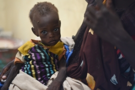 Who is to blame for famine in South Sudan?