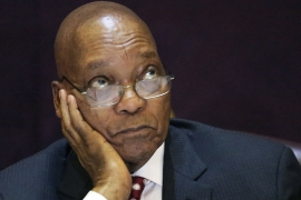 President Zuma and the media in South Africa