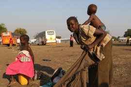 UNHCR said it needs $782m in 2017 to support South Sudanese refugees [Reuters]