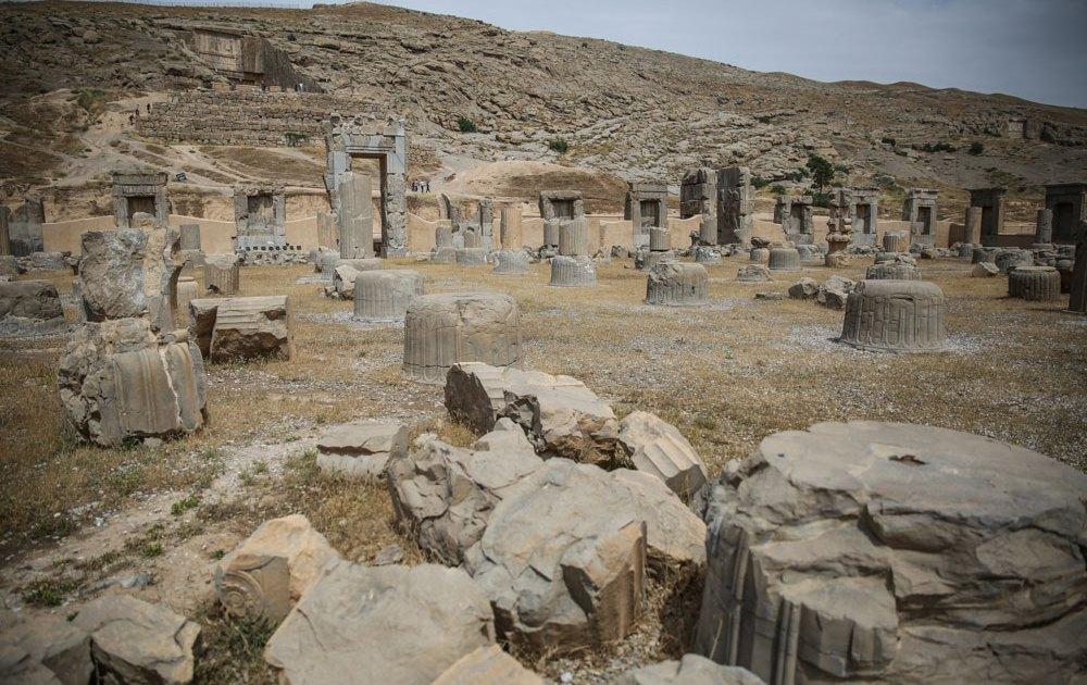 Persepolis Iran Tourism Gateway Faces Climate Threats Middle East Al Jazeera