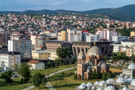 Kosovo's president plans to build a national army