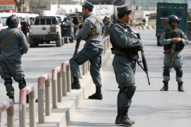 Officials warn that Afghanistan will see increased fighting this year as the Taliban steps up attacks [Reuters]
