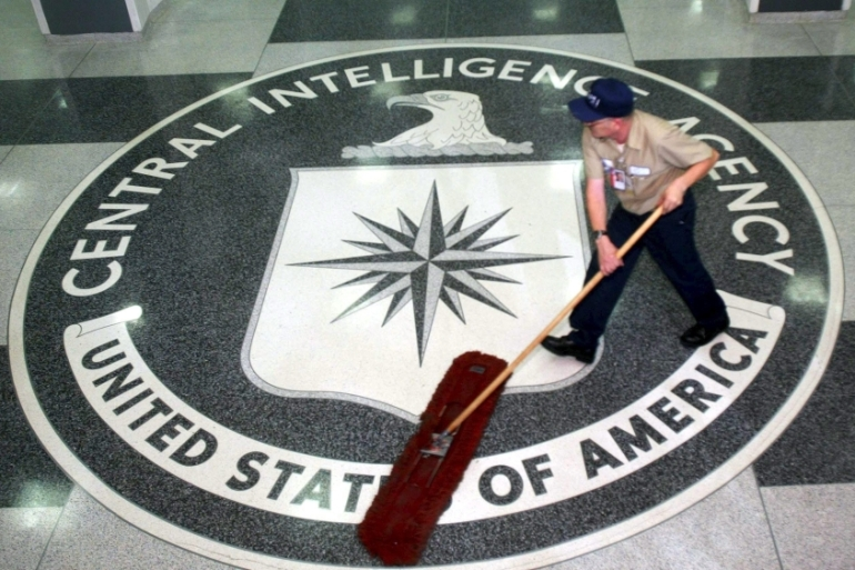 With the CIA hacking tools, black sites, the NSA's mass surveillance programme, the US can no longer tout itself as an exceptional democracy, writes Saleem [Reuters]