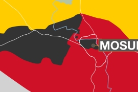 Battle for Mosul: Who controls what