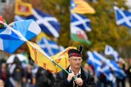 Can Scotland become independent?