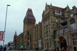 More than 40 academics from Manchester have backed the students' right to protest [Al Jazeera]