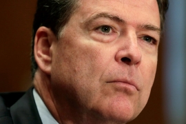 US reports say FBI director James Comey wants Trump accusation rejected [AFP]