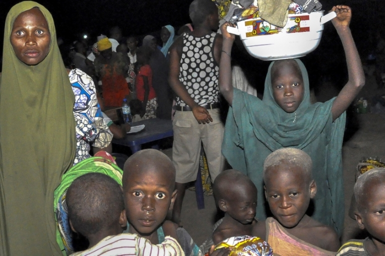 More than 1.8 million Nigerians are facing severe food insecurity, according to the UN [EPA]