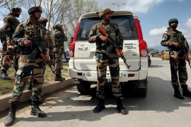 Kashmir tense after clashes mar by-election