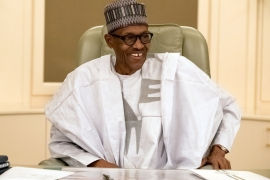 A spokesman said doctors would determine how long Buhari will stay in London for treatment [File: Reuters]