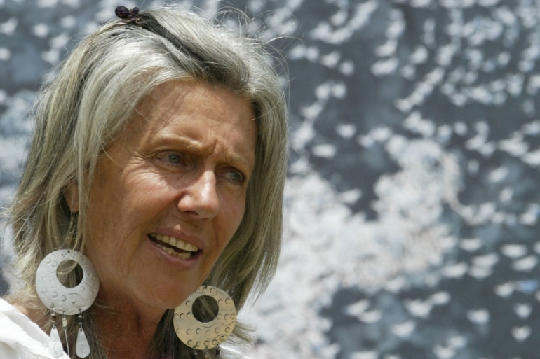 The Gallmann family owns the 400 square km Laikipia Nature Conservancy [Tony Karumba/AFP]