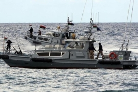 Libyan authorities have struggled to stem the flow of smuggling in the war-torn country [File: AFP]