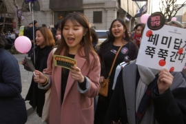 South Korea's Gender Wars