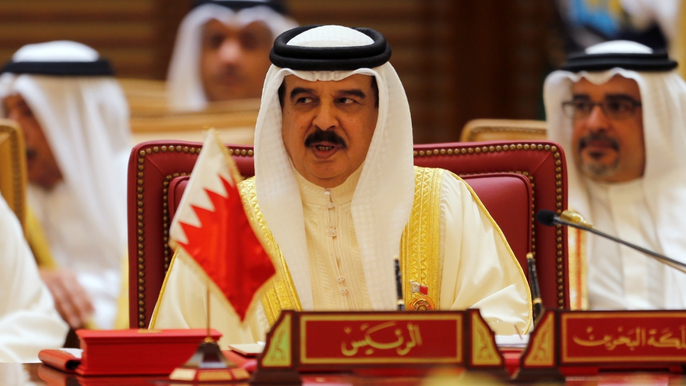 Bahrain claims deal with Israel supports two-state solution thumbnail