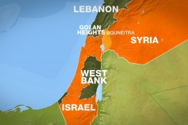 Deadly Israeli strikes target Syria's Quneitra province