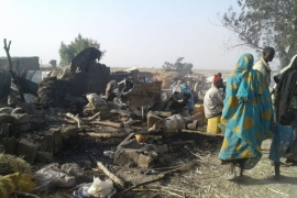 The Boko Haram campaign is now in its eighth year having claimed more than 20,000 lives [EPA]